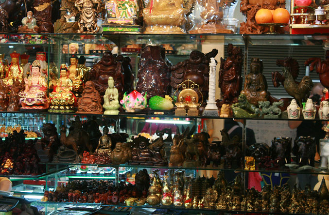 Where to Buy Traditional Chinese items and gifts? Here's a few places in Shenzhen