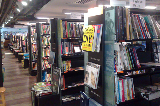 Where to buy English Language books in Shenzhen