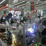 Huaqiangbei set to become one of Asia's Mega Shopping Districts
