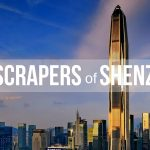 The Skyscrapers of Shenzhen inc. Supertall & the Megatall
