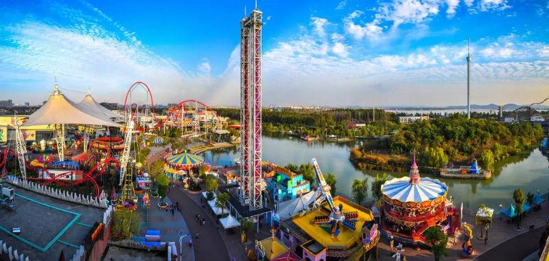 4 Days Shenzhen Family Tour with Kids |Shop Happy Valley Shenzhen